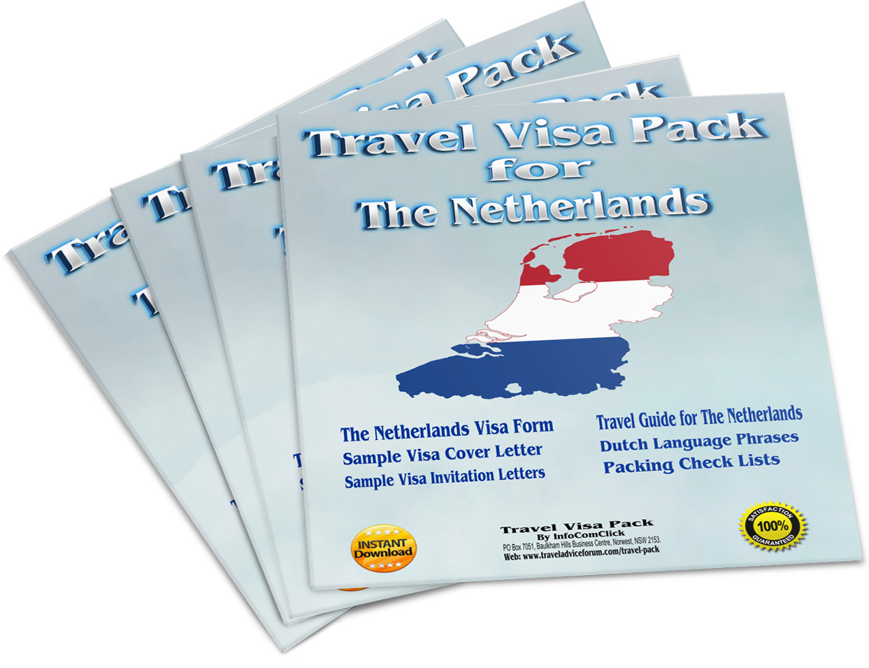 Travel visa pack for netherlands netherlands travel visa pack stopboris Gallery